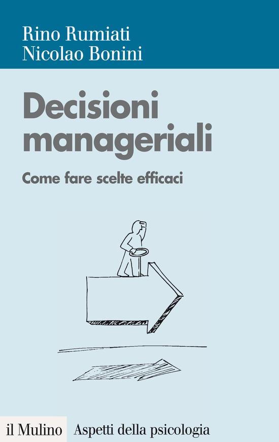 Copertina del libro Decisioni manageriali
