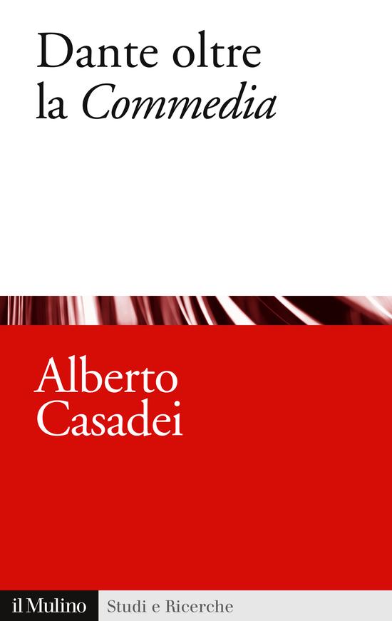 Copertina del libro Dante oltre la Commedia
